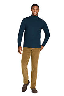 Men's Super-T Mock Turtleneck, Unknown