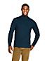 T-Shirt Super-T à Col Montant et Manches Longues, Homme Stature Standard