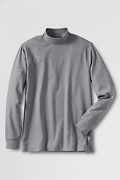 Men's Supima Interlock Mock Turtleneck