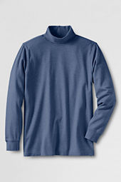 Men's Supima Interlock Turtleneck