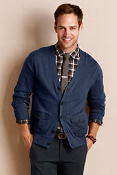 Men's Supima Pocket Cardigan