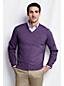 Kaschmir-Pullover mit V-Ausschnitt für Herren