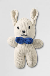 Bunny with Bowtie Plush