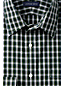 Men's Regular Patterned Easy-iron Straight Collar Pinpoint Shirt