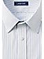 CLASSIC FIT Gemustertes, bügelleichtes Pinpointhemd für Herren
