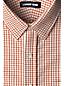 La Chemise à Motif Repassage Facile Col Droit