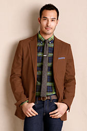 Men's Elston Twill Blazer