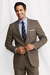 Men's Tailored Fit Supernatural Wool Suit