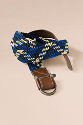 Men's Nautical Shackle Belt