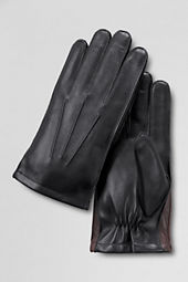 Men's Cashmere Lined Lambskin Gloves
