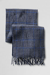 Men's Wool Double Faced Dapper Scarf