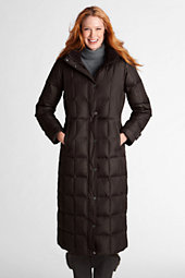 Women's Down Chalet Maxi Coat