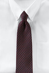 Men's Sunburst Neat Necktie