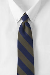 Men's Wool Stripe Necktie