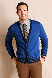 Men's Supima Cardigan