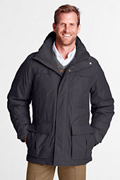 Men's Down Commuter Parka
