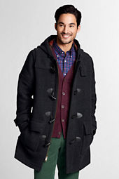 Men's Wool Duffle Coat