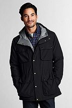Sportsman Reversible Parka 419710: Black