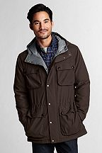 Sportsman Reversible Parka 419710: Dark Earth