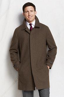Men's Wool Topcoat