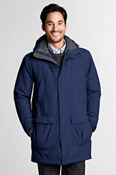 NQP Men's Tall Insulated Squall Parka