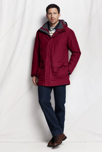 Men's Regular Squall Parka