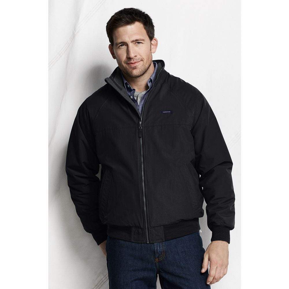 Lands' End Men's Big & Tall and Tall Classic Squall Jacket at Sears.com