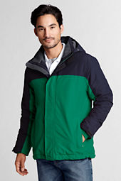 Men's Hooded Squall Jacket