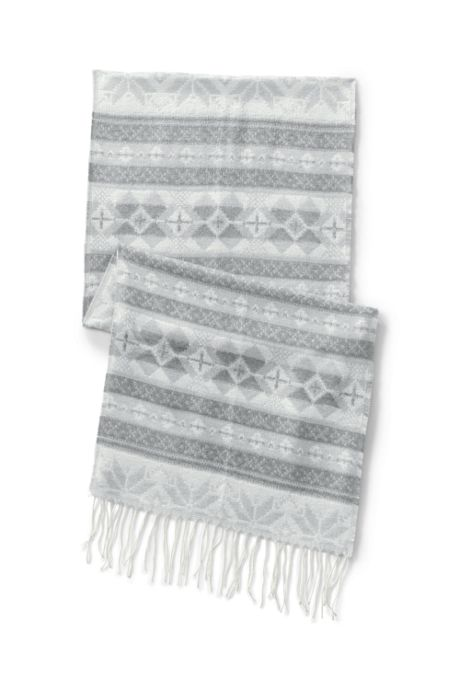Cashtouch Winter Scarf Pattern