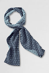 Women's Double Knit Nordic Scarf