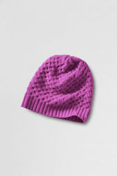 Women's Meridian Reversible Cable Hat