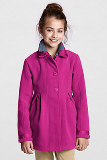 Girls' Luxe Fleece Coat