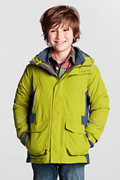 Boys' Squall® 3-in-1 Waterproof Parka