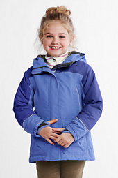 Girls' Waterproof Squall® Parka