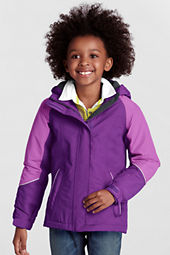 Girls' Squall® Waterproof Jacket