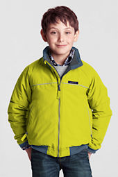 Boys' Squall® Waterproof Bomber Jacket
