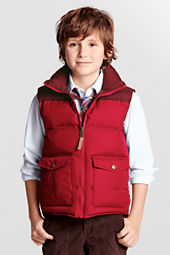 Boys' Down Puffy Vest