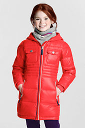Girls' Down Parka