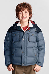 Boys' Down Puffer Jacket