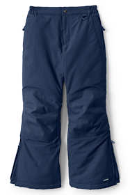 Girls Squall Waterproof Iron Knee Winter Snow Pants
