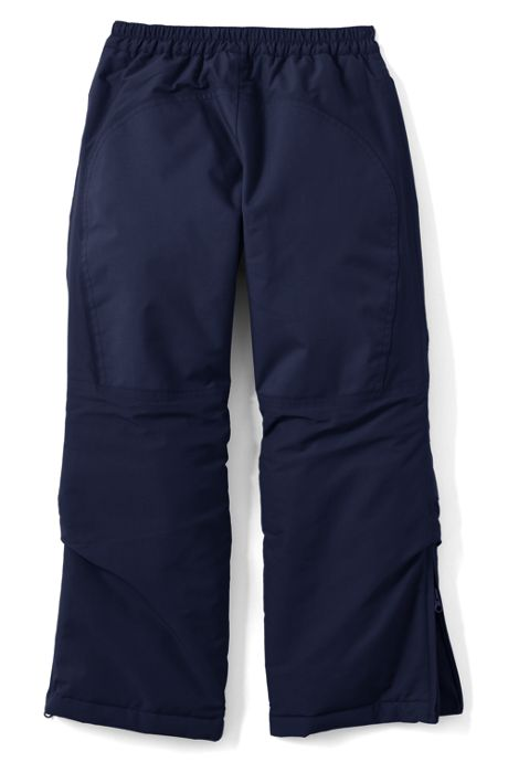 Boys Husky Squall Waterproof Iron Knee Snow Pants
