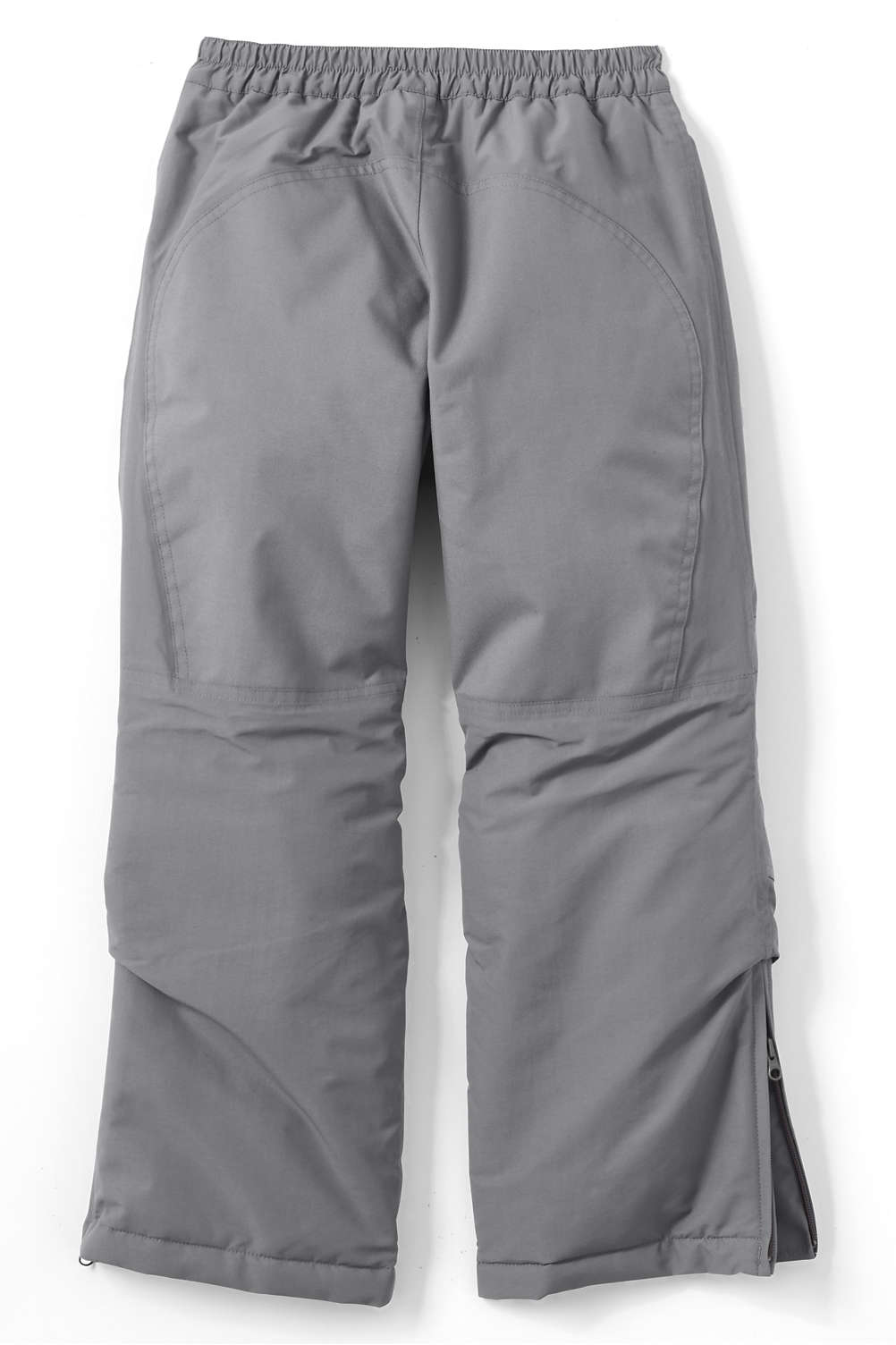 7eb7aabbd Boys Squall Waterproof Iron Knee Winter Snow Pants from Lands  End