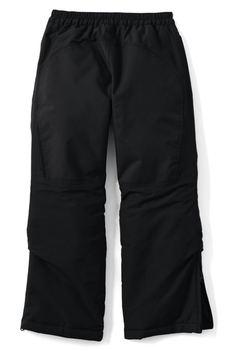 Boys Slim Squall Waterproof Iron Knee Snow Pants