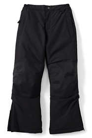 School Uniform Boys Slim Squall Waterproof Iron Knee Snow Pants