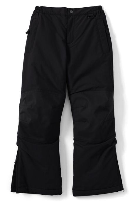 Little Boys Slim Squall Waterproof Iron Knee Winter Snow Pants