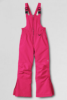Girls' Waterproof Squall® Snow Salopettes