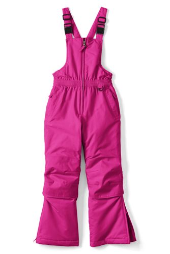 Little Girls' Waterproof Squall® Snow Salopettes