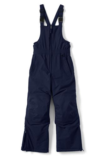 Boys' Waterproof Squall® Snow Salopettes