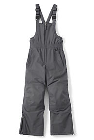 14 Regiment Navy Lands End Boys Squall Waterproof Iron Knee Bib Snow Winter Bibs