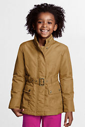 Girls' Insulated Moto Jacket